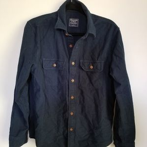 Abercrombie and Fitch Large  Mens Flannel Shirt